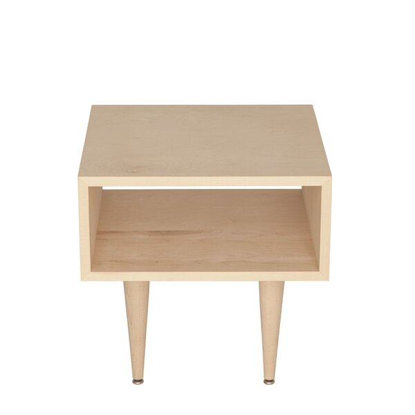 Midcentury End Table by Urbangreen Furniture