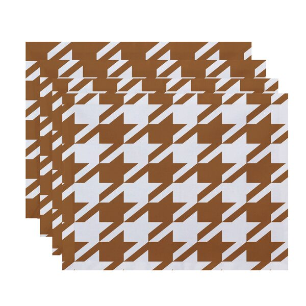 Bryant Geometric Placemat (Set of 4) by Darby Home Co