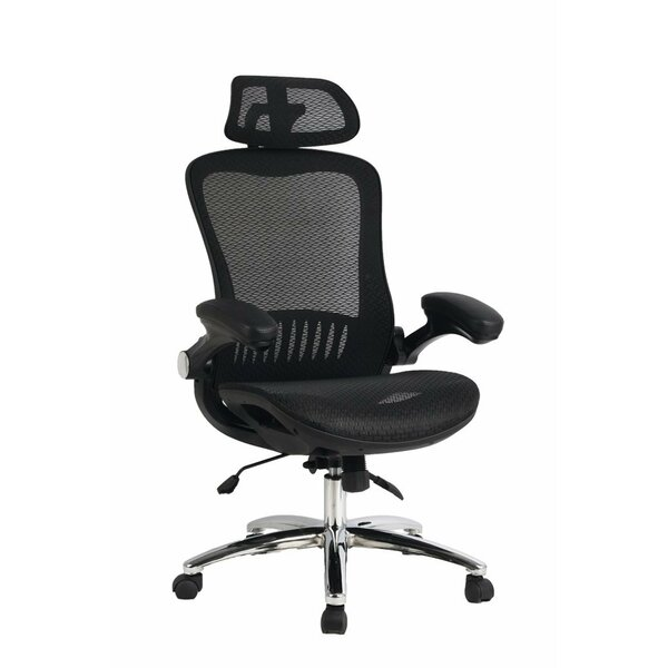 Sutherland Mesh Executive Chair by Latitude Run