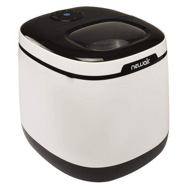 50 lb. Daily Production Portable Ice Maker by NewA