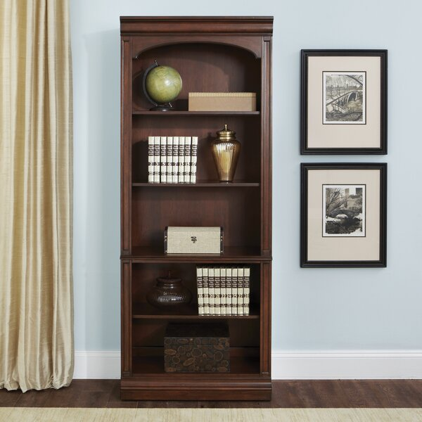 Bergen Standard Bookcase by Darby Home Co