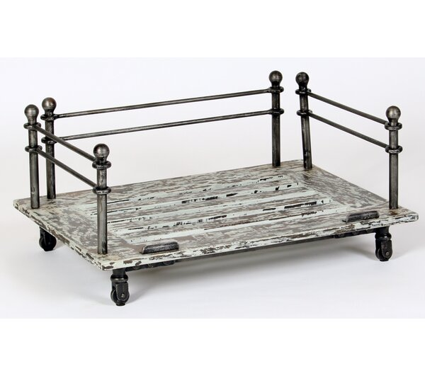 Industrial Cast Iron Dog Bed by Dogstuff Depot