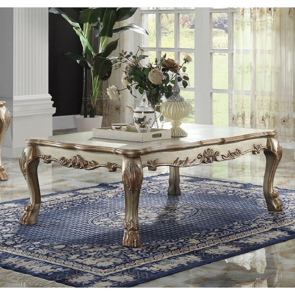 Wansley Coffee Table By Astoria Grand