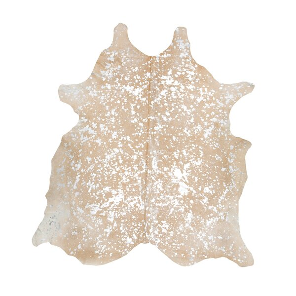 Chinery Metallic Cowhide by Willa Arlo Interiors