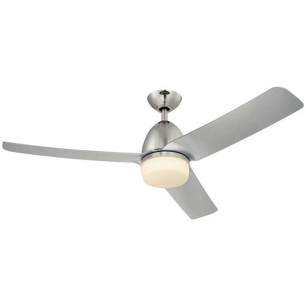 52 Banfield 3-Blade Ceiling Fan with Remote Control by Orren Ellis