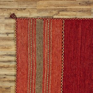 Fogarty Red Rug