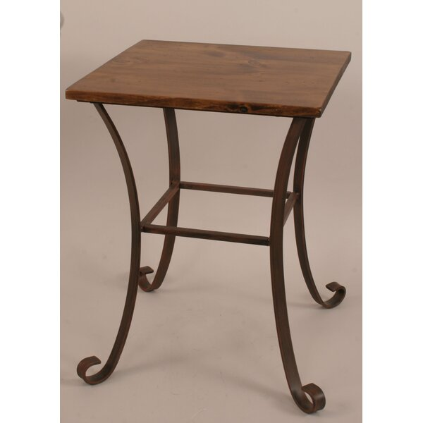 Cannonleague End Table by Union Rustic