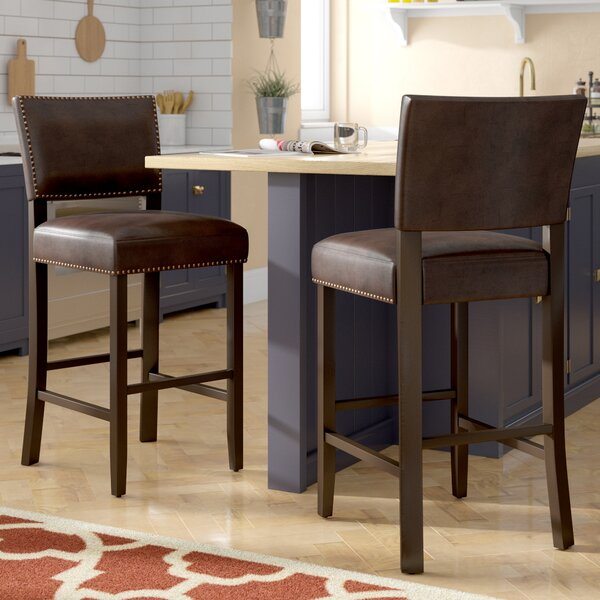 Cleveland 30.5 Bar Stool (Set of 2) by Alcott HillCleveland 30.5 Bar Stool (Set of 2) by Alcott Hill