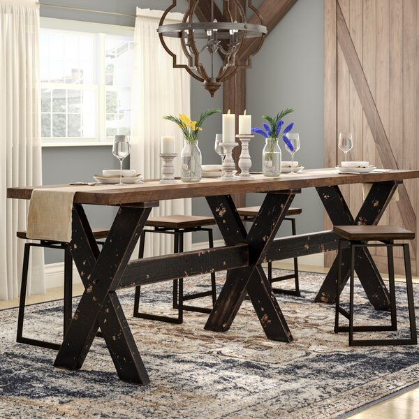Courtney Counter Height Dining Table by August Grove