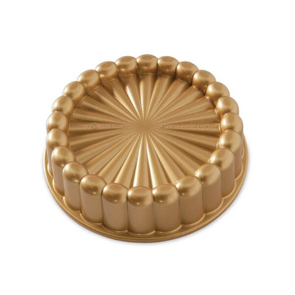 Non-Stick Round Charlotte Cake Pan by Nordic Ware