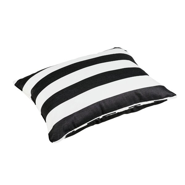 Kallisto Sunbrella Cabana Classic Indoor/Outdoor Floor Pillow by Brayden Studio
