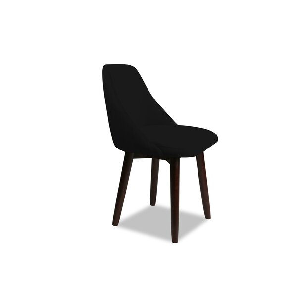 Delores Upholstered Dining Chair by Ivy Bronx