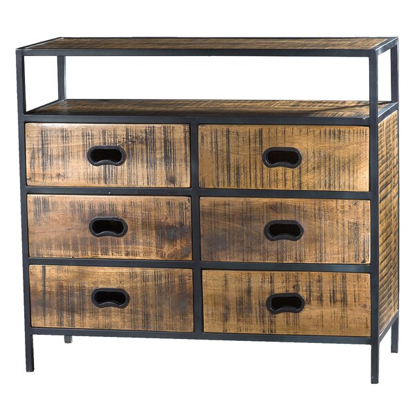 Warba 6 Drawer Accent Chest