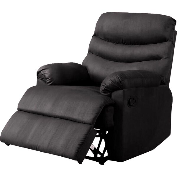 Knowlton Manual Recliner by Winston Porter