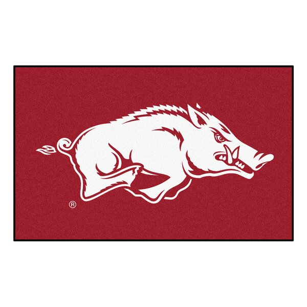 NCAA University of Arkansas Ulti-Mat by FANMATS