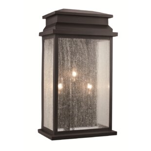 George Outdoor Wall Lantern By Gracie Oaks Outdoor Lighting