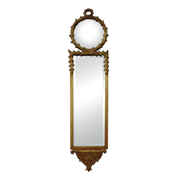 Mains Wall Mirror by Astoria Grand