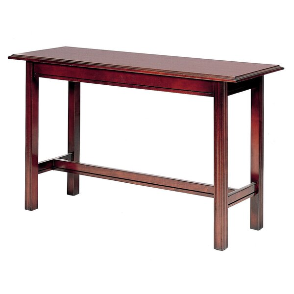 Akin Brown Console Tables