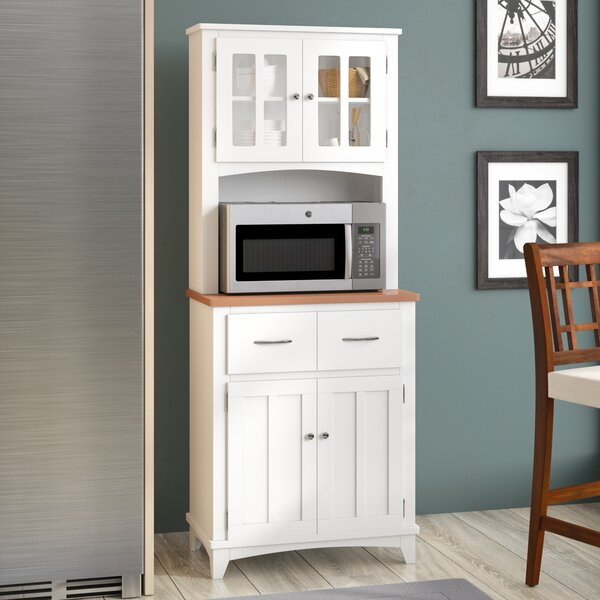 Lewisburg 68 Kitchen Pantry by Red Barrel Studio