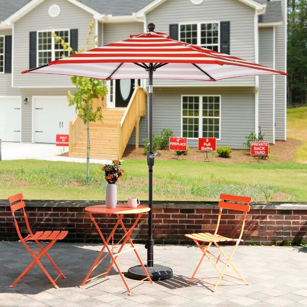 Lch 9ft Patio Outdoor Umbrella by Freeport Park