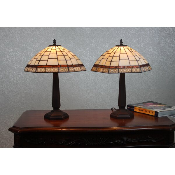 Preston 18Table Lamp (Set of 2) by Astoria Grand
