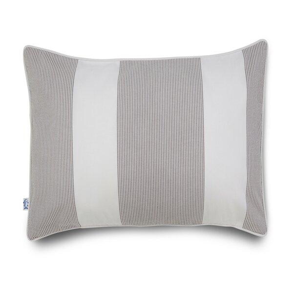 Breakwater Seersucker Cotton Throw Pillow by Southern Tide