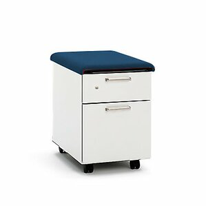 Turnstone Mobile Pedestal With Cushion