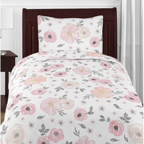Floral Comforter Set by Sweet Jojo Designs
