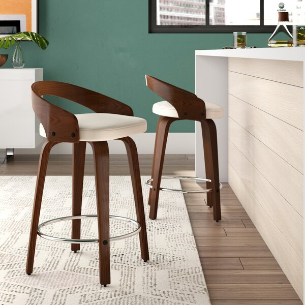 Wright Bar & Counter Stool (Set Of 2) By Langley Street