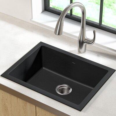 Toobi Single Hole Bathroom Sink Faucet