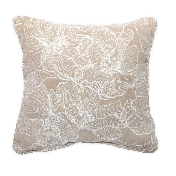 Centerview Sunbrella Indoor / Outdoor Floral Throw Pillow