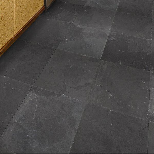 Montauk Gau 24 x 24 Slate Field Tile