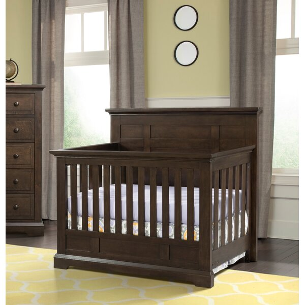 Devon Flat Top 4-in-1 Convertible Crib by Child Craft