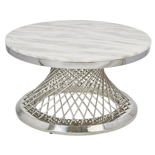 Frisbie Coffee Table By Everly Quinn