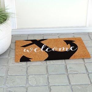 Ailsa Anchor Welcome Doormat