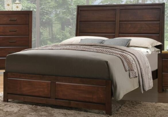 Pawlonka Standard Bed by Darby Home Co