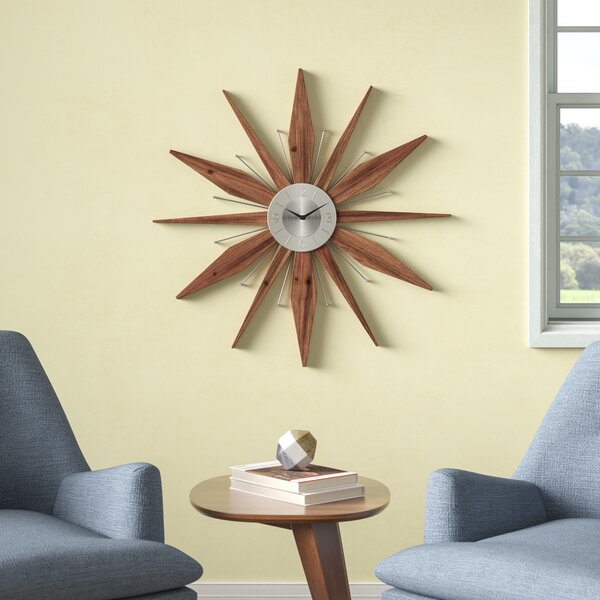 30 Wall Clock by Langley Street