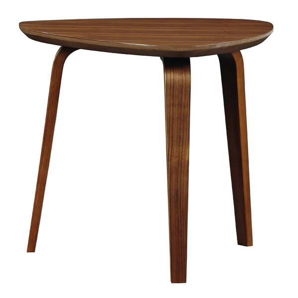 Bradbury Triangular End Table by George Oliver