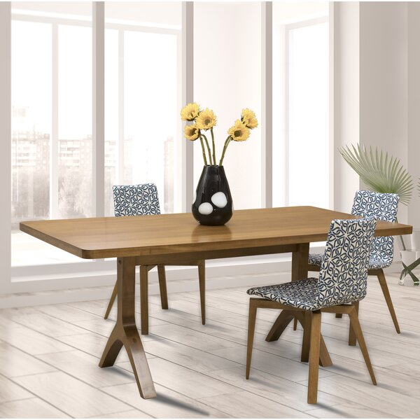 Colyt Solid Wood Dining Table by Corrigan Studio