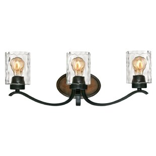 Burtondale 3 Light Armed Sconce