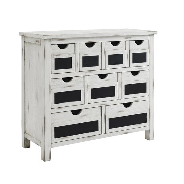 Sansbury 9 Drawer Accent Chest by Gracie Oaks Gracie Oaks