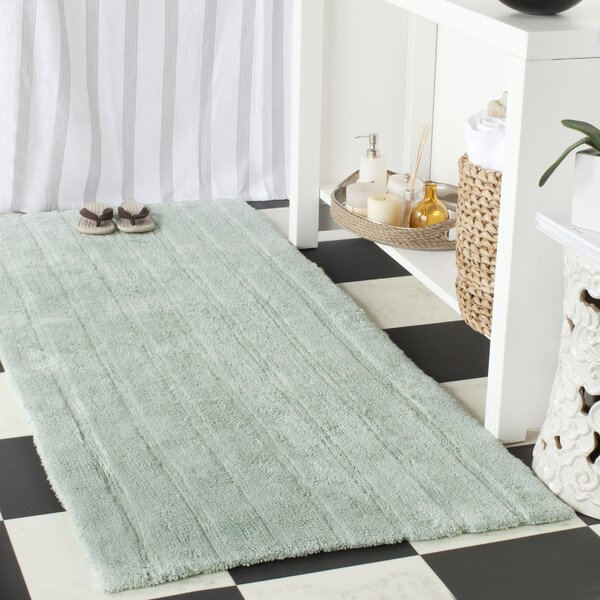 Tauber Master Bath Rug (Set of 2) by Brayden Studio