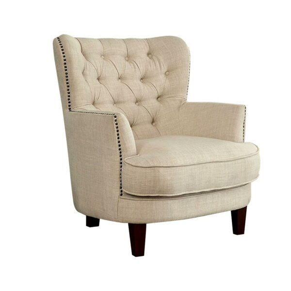 Whitfield Wingback Chair by One Allium Way One Allium Way