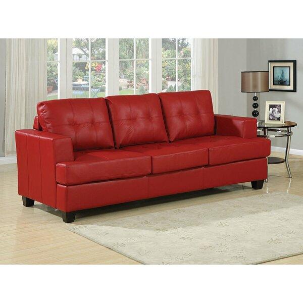 Modern Style Po Buttonless Sleeper Sofa by Latitude Run by Latitude Run