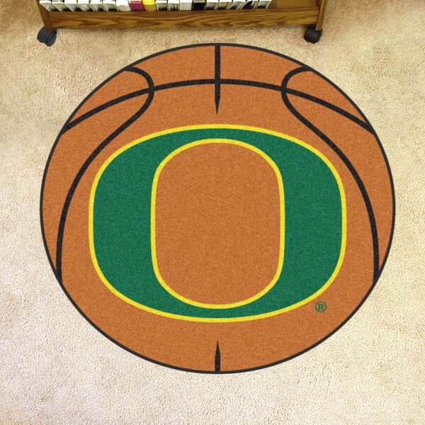 NCAA University of Oregon Basketball Mat by FANMATS