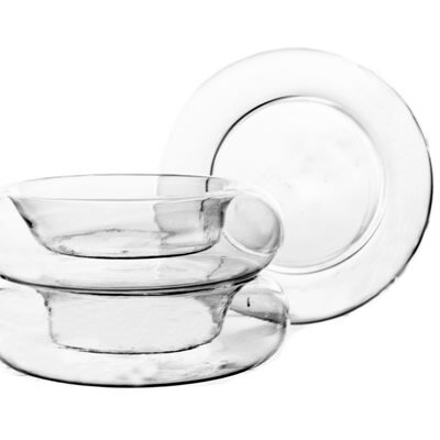 Glass Votive (Set of 24) by CYS-Excel