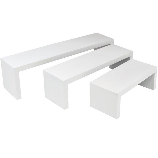 3 Piece Floating Shelf Set by Sorbus