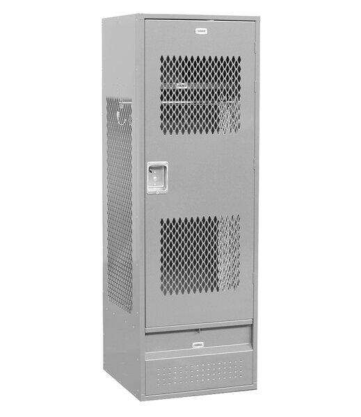 1 Tier 1 Wide Storage Locker by Salsbury Industries