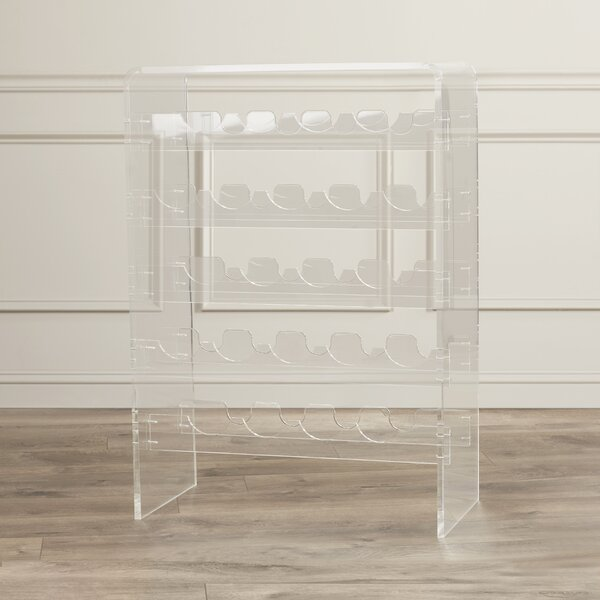 Metoyer 20 Bottle Floor Wine Rack by Brayden Studio