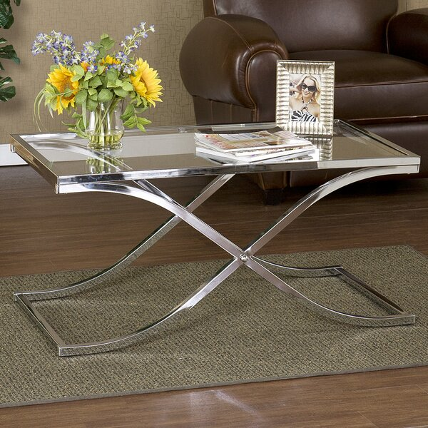 Jess Coffee Table by Wade Logan